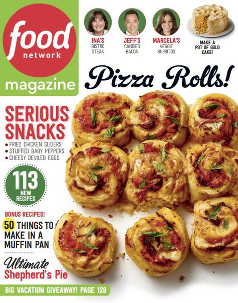 Download Food Network Magazine - March 2016