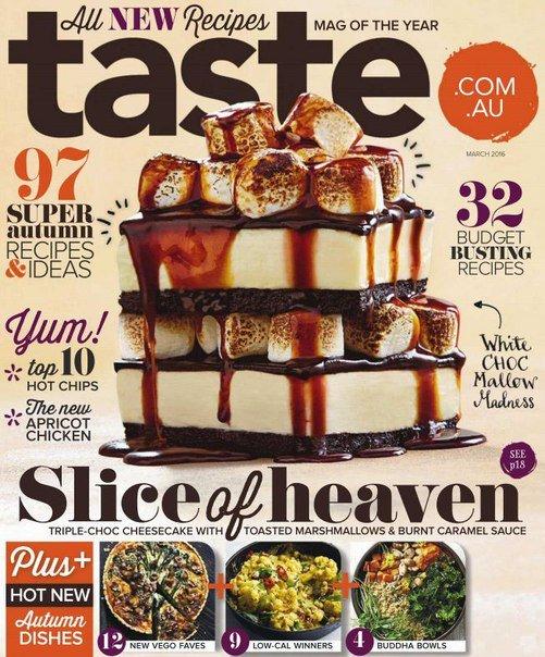 Download Taste com au - March 2016