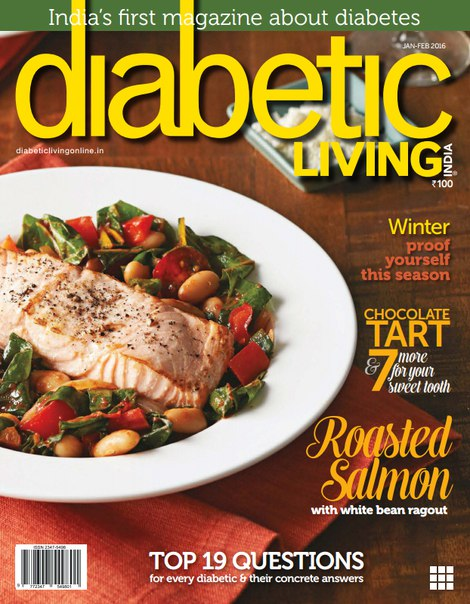 Download Diabetic Living - February 2016