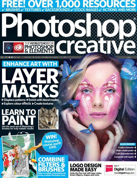 Download Photoshop Creative - Issue 147 2016