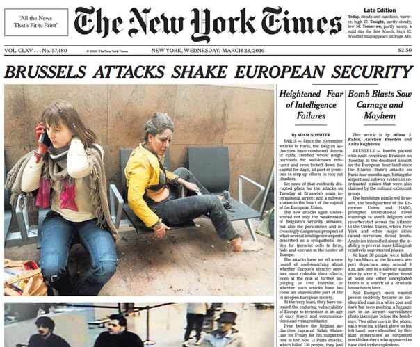 Download The New York Times March 23 2016