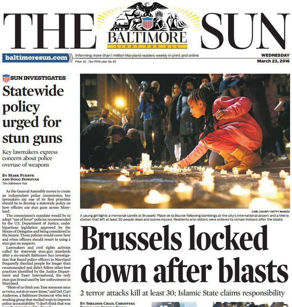 Download The Baltimore Sun March 23 2016
