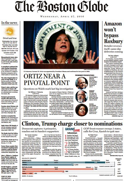 Download The Boston Globe April 27 2016