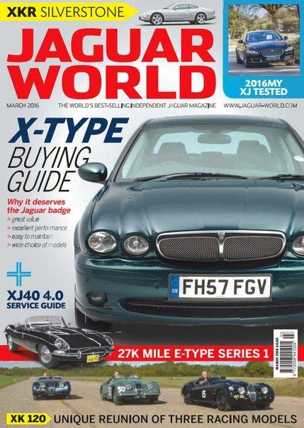 Download Jaguar World - March 2016