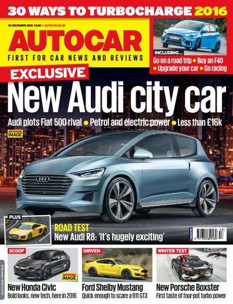 Download Autocar - December 30, 2015