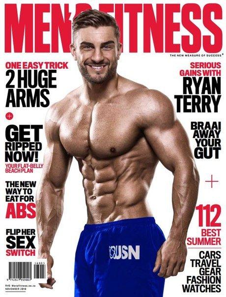 Download Men's Fitness - November 2016 ZA