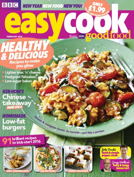 Download BBC Easy Cook - February 2016