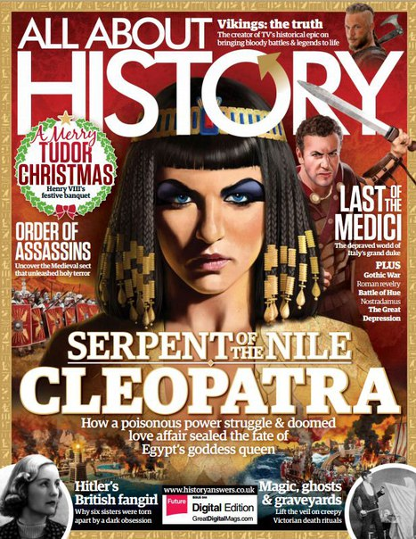 Download All About History - Issue 46 2016