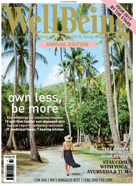 Download Wellbeing - Issue 166 2017
