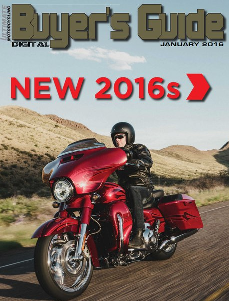 Download Ultimate Motorcycling Buyer's Guide - January 2016