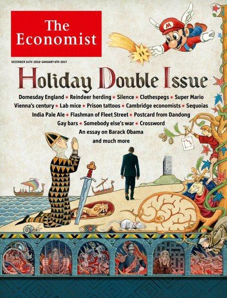 Download The Economist USA - December 24, 2016