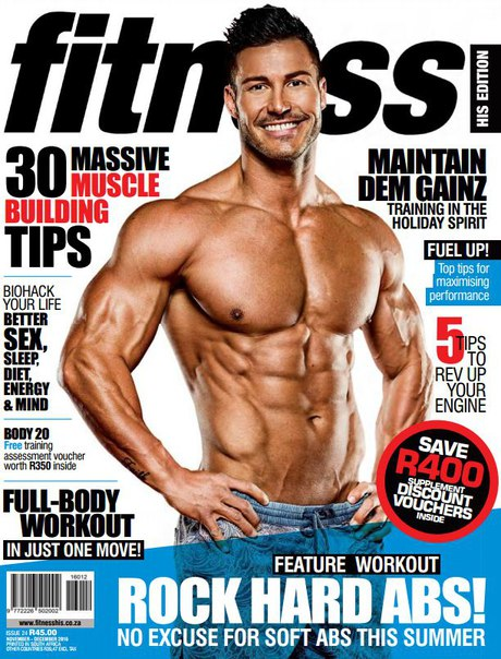 Download Fitness His Edition - December 2016 ZA