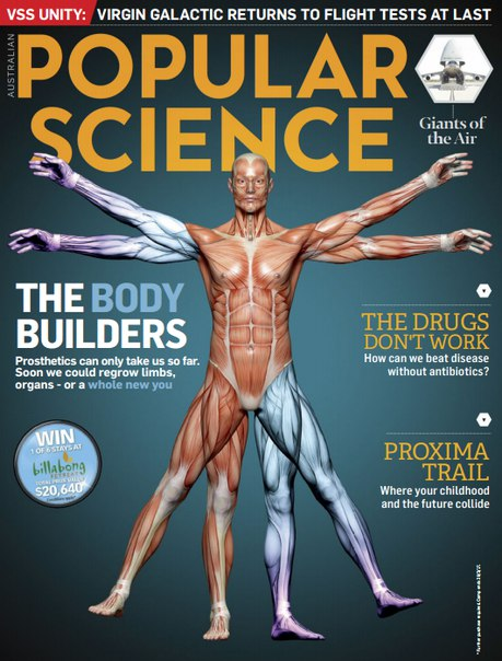 Download Popular Science Australia - January 2017