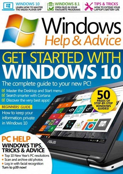 Download Windows Help & Advice - February 2016