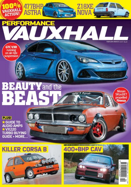 Download Performance Vauxhall - March 2016