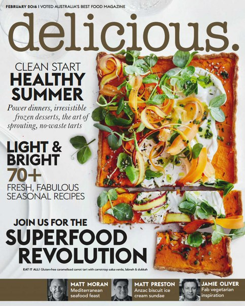 Download delicious - February 2016