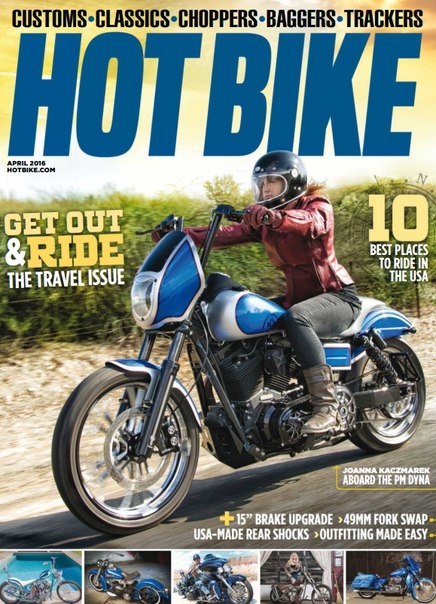 Download Hot Bike - April 2016