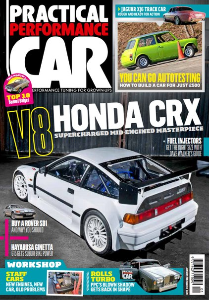 Download Practical Performance Car - January 2016