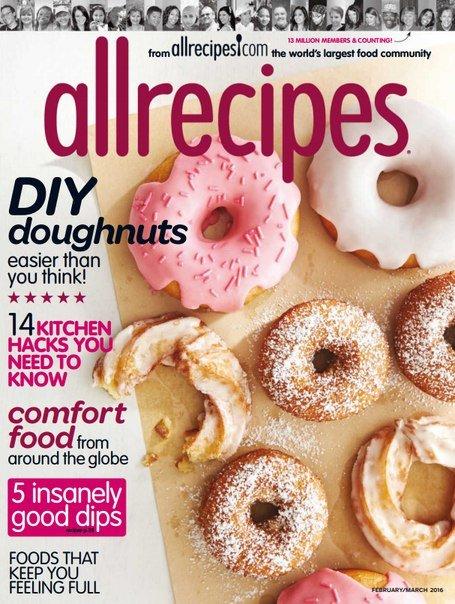Download Allrecipes - March 2016