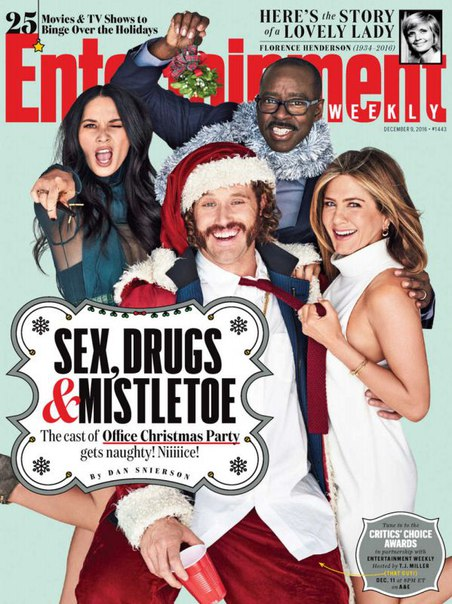Download Entertainment Weekly - December 9, 2016