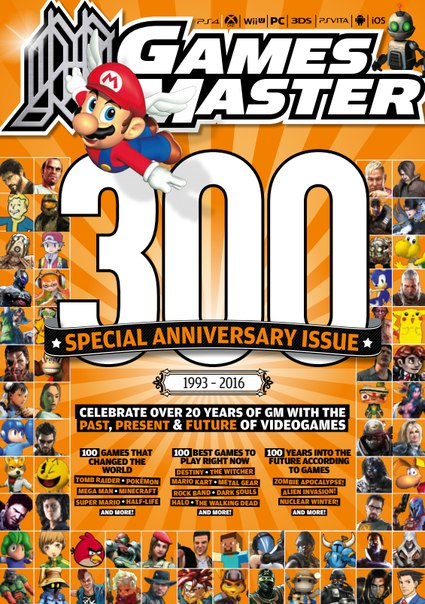 Download Gamesmaster - February 2016