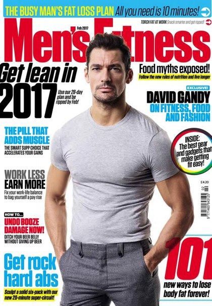 Download Men s Fitness UK - February 2017