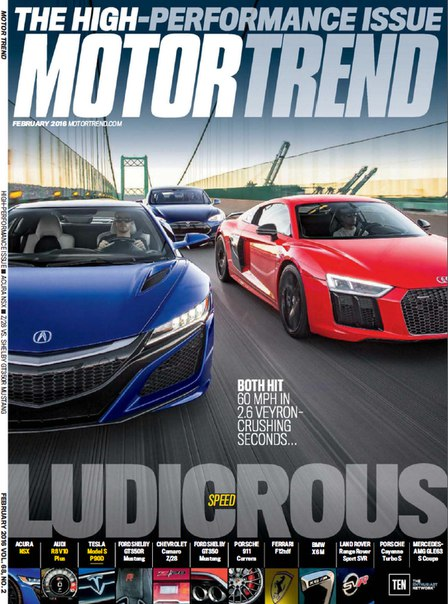 Download Motor Trend - February 2016