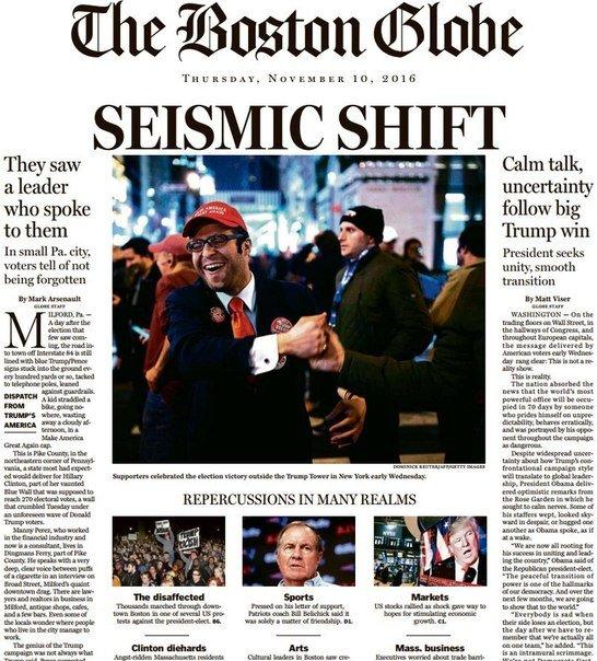Download The Boston Globe 11102016