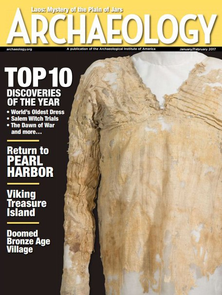 Download Archaeology - February 2017
