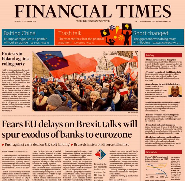 Download Financial Times UK December 19 2016