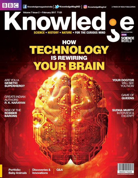 Download BBC Knowledge – February 2017