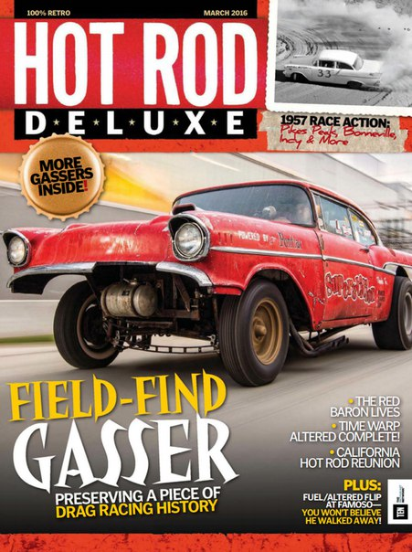 Download Hot Rod Deluxe - March 2016