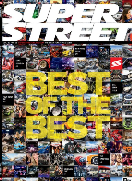 Download Super Street - March 2016