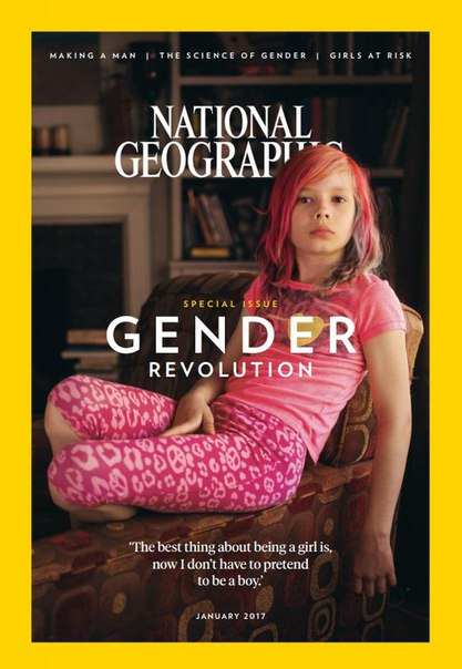 Download National Geographic USA - January 2017