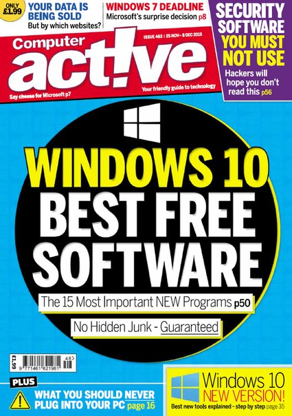 Download Computeractive - November 25, 2015