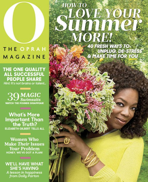 Download O The Oprah Magazine - June 2016