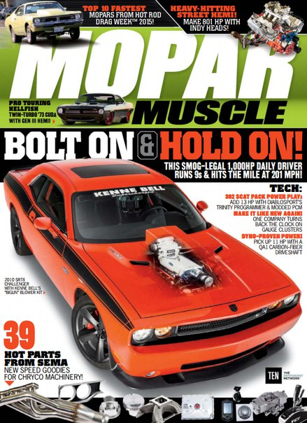 Download Mopar Muscle - April 2016