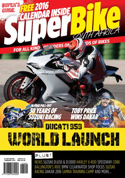 Download SuperBike - February 2016