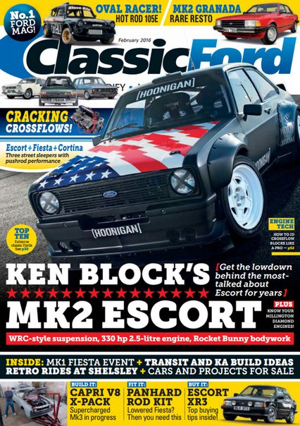 Download Classic Ford - February 2016