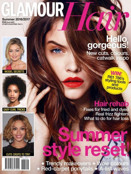 Download Glamour Hair - Summer 2016-17
