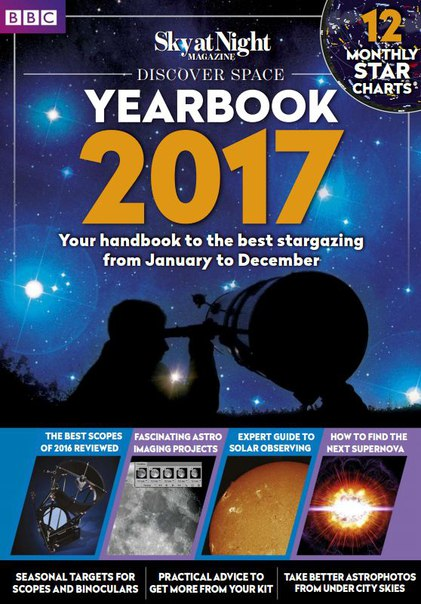 Download Sky at Night - Discover Space - Yearbook 2017-P2P