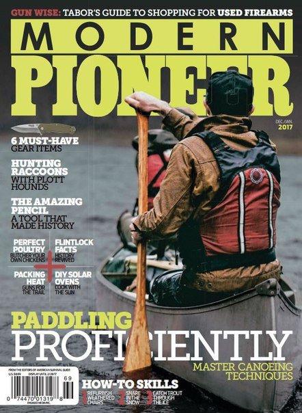 Modern Pioneer – December 2016 – January 2017