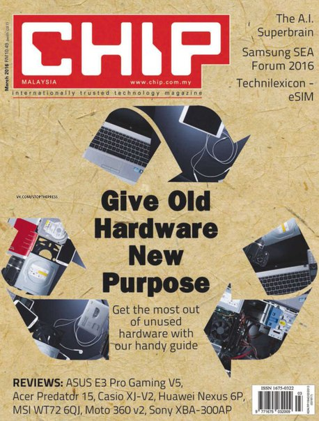 Download CHIP - March 2016
