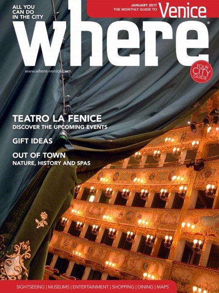 Download Where Venice - January 2017