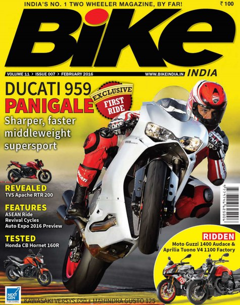 Download Bike - February 2016