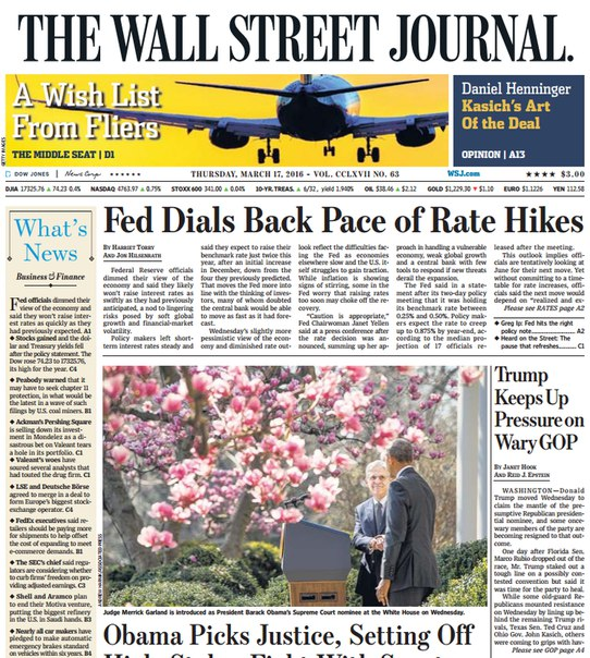 Download The Wall Street Journal March 17 2016a