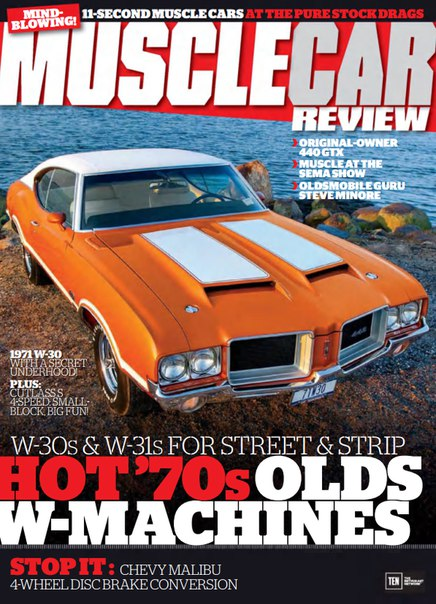 Download Muscle Car Review - February 2016
