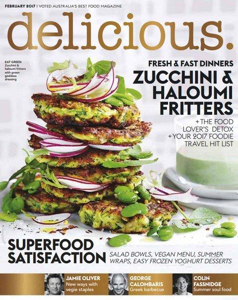 Delicious Magazine Pdf