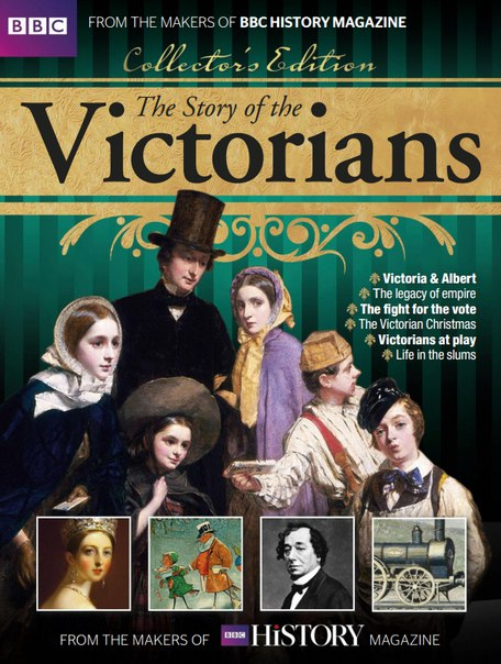 Download BBC Focus - The Story of the Victorians 2017