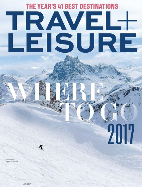 Download Travel Leisure USA - January 2017